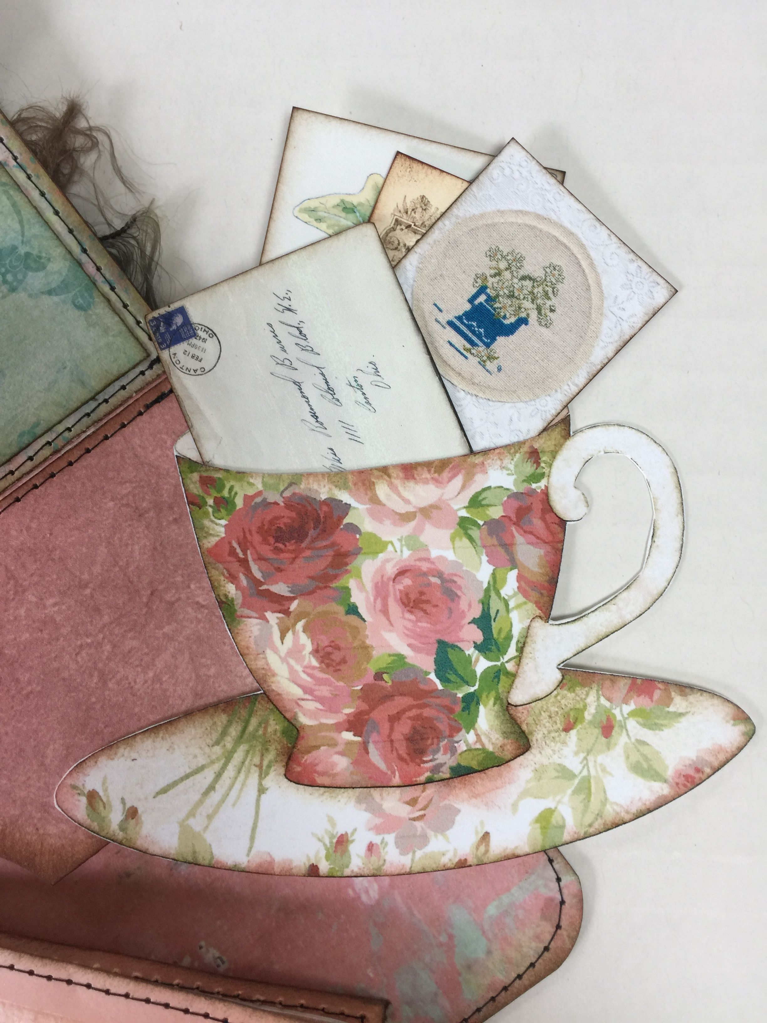 Pin by Suzanne Cogar on Junk journal embellishments, tags