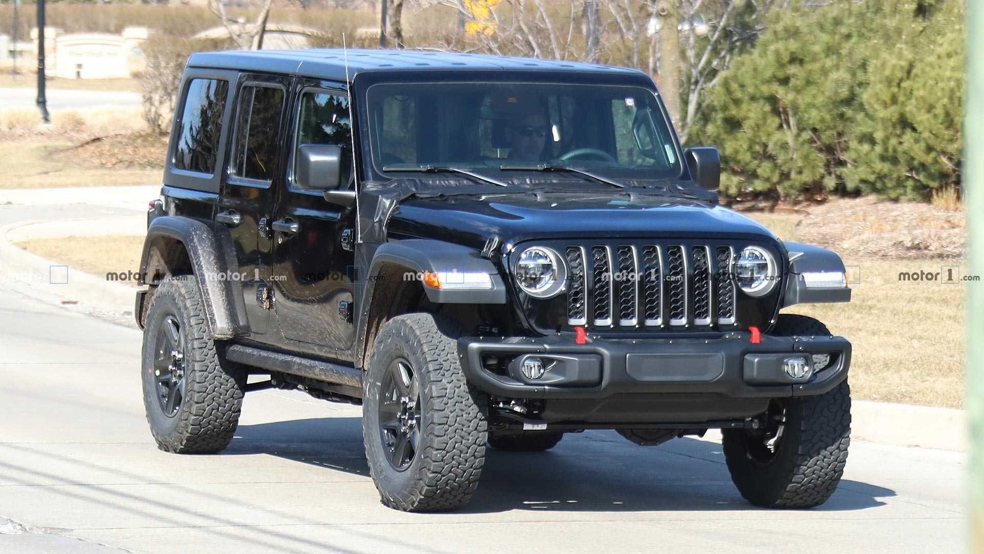Jeep Wrangler 2021 Hybrid Wallpaper In 2020 Jeep Wrangler Jeep Wrangler Rubicon Jeep