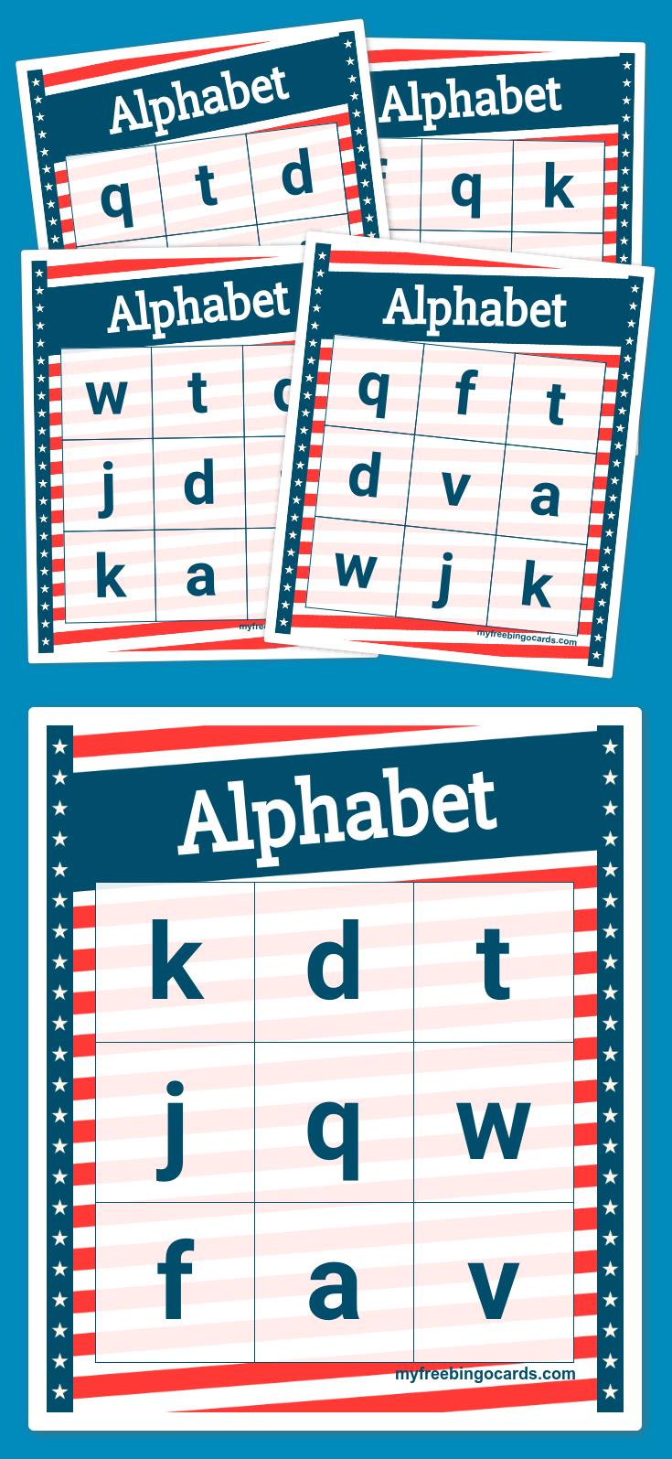 Free Printable Bingo Cards Bingo cards printable, Bingo