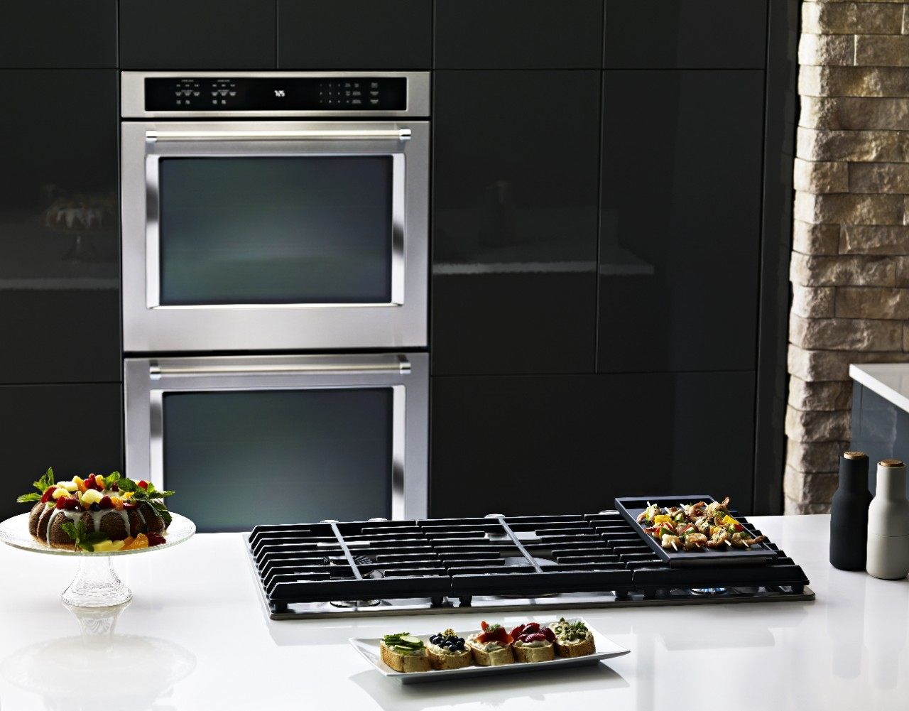 Gas cooktops from kitchenaid major kitchen appliances