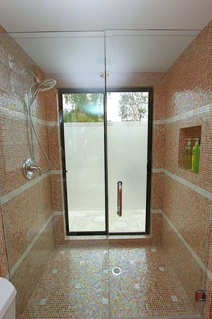 Everyone Needs A Glass Door In Their Shower That Leads To Their Awesome Bathroom Remodeling Leads