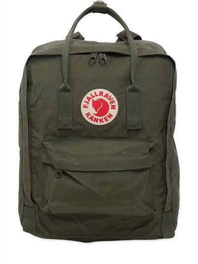 f0d335644 FJALL RAVEN 16L KANKEN NYLON BACKPACK, ARMY GREEN. #fjallraven #bags #nylon  #backpacks #