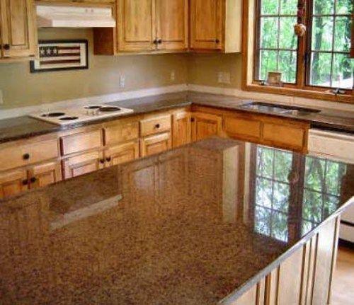 Tan Brown Granite Kitchen Countertops The Kitchen Dahab Home