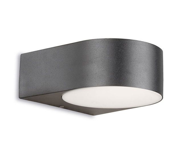 New exterior wall lights