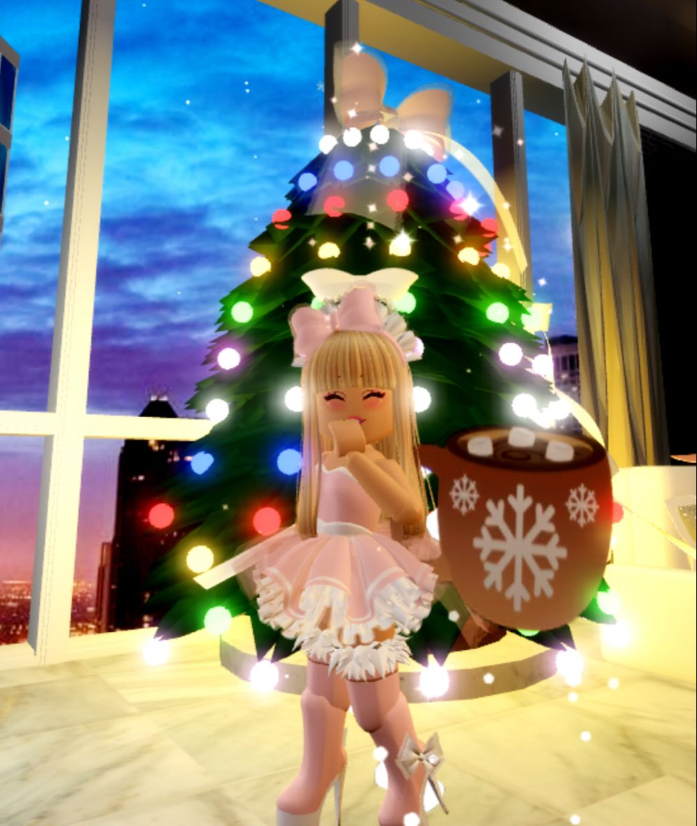 Hot Coco Outfit Cute Tumblr Wallpaper Cute Profile Pictures Roblox Pictures