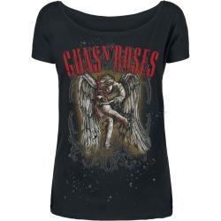 Photo of Guns N' Roses Sketched Cherub T-ShirtEmp.de