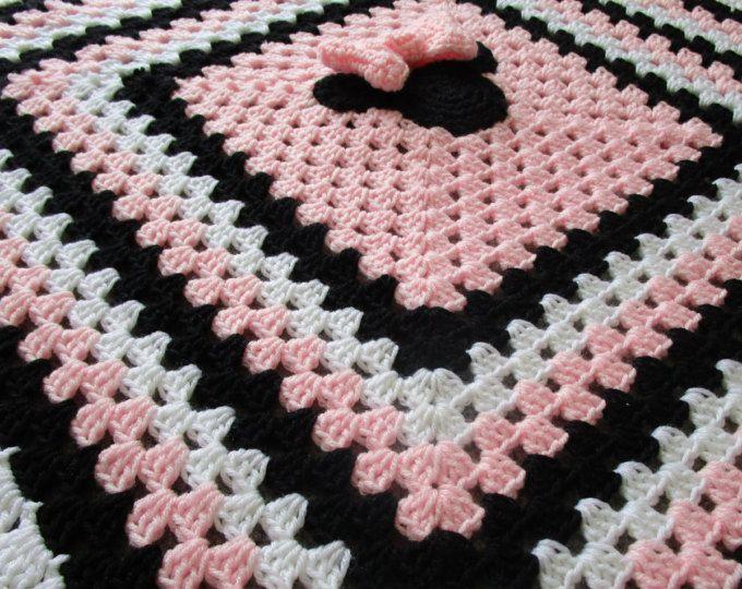 Crochet Pattern Crochet Baby Blanket Pattern Crochet Blanket
