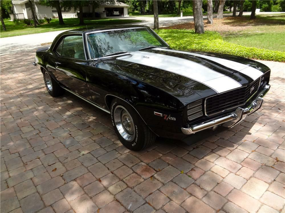 1969 CHEVROLET CAMARO Z/28 RS COUPE –  – Barrett-Jackson Auction Company – World's Greatest Collector Car Auctions