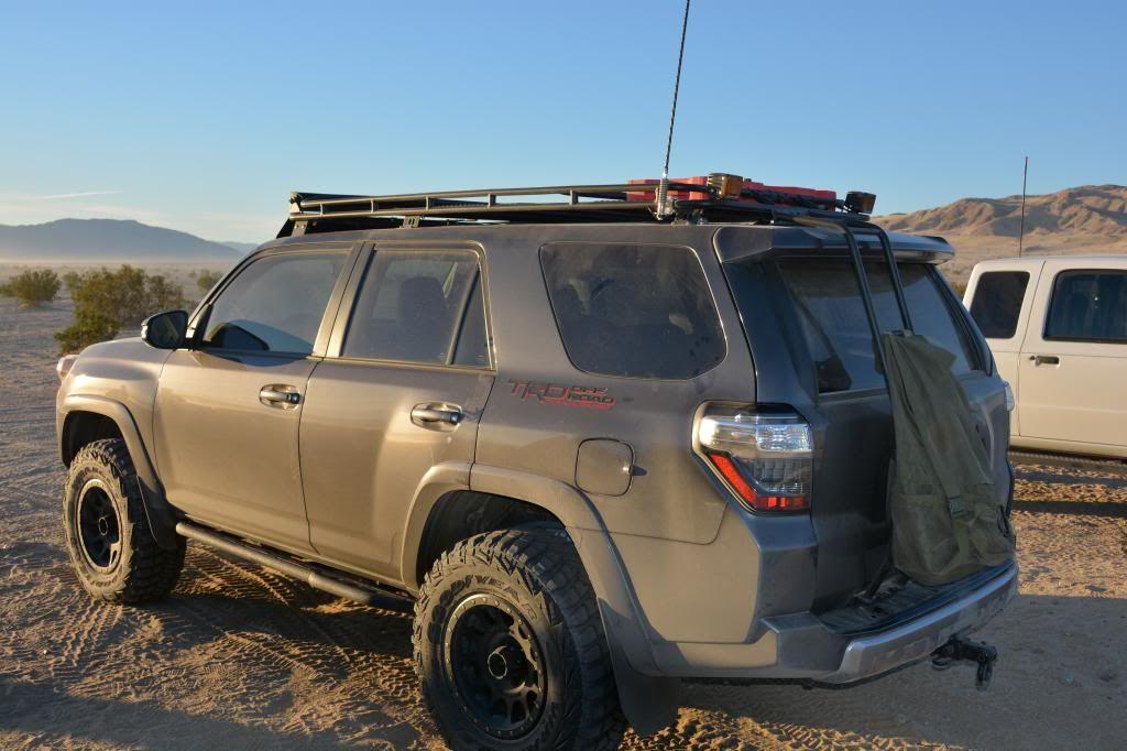 Gabex35's 2014 4Runner Trail Build Toyota FJ Cruiser
