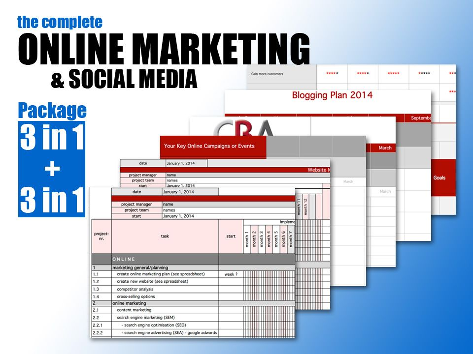 NEW online marketing and social media tools Online