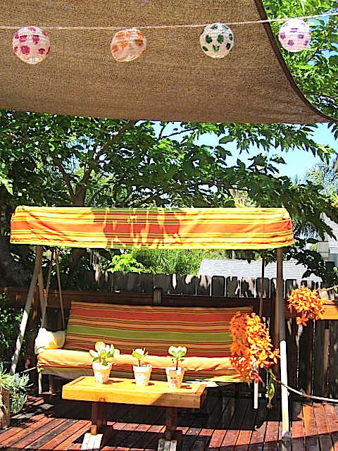 Patio Swing Replacement Seat: Canopy Swing, Patio Swing