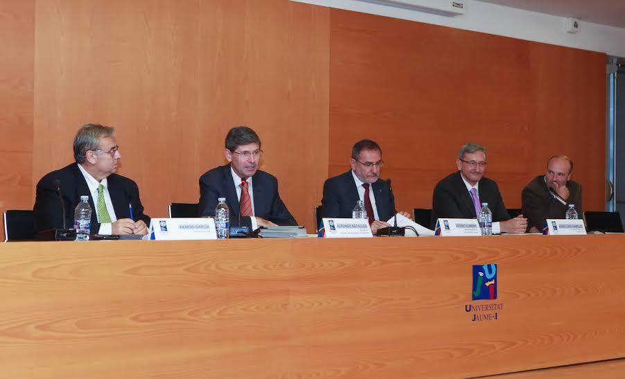 El Alcalde de Castellón ha inaugurado hoy el II Congreso Internacional de Seguridad Pública y Smart Cities.