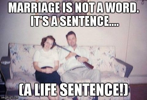 Hilarious Memes About Marriage