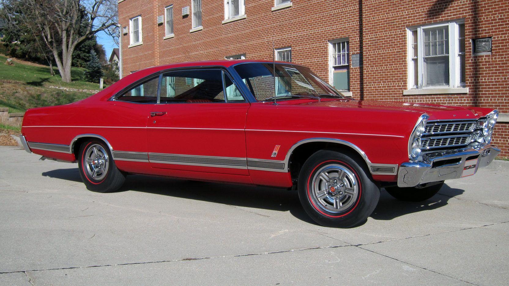 1967 Ford Galaxie XL/7 liter, 427 2x4v V8/T10 4speed/3 50 9