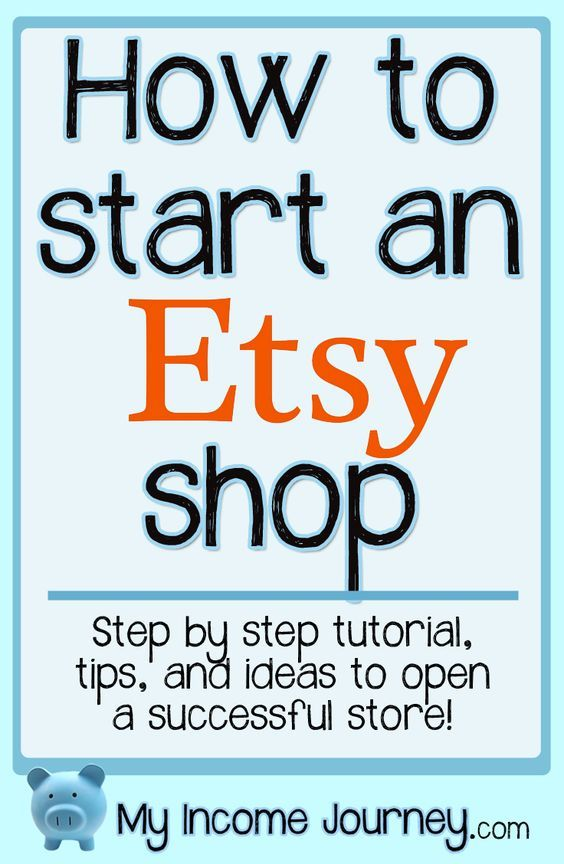 how to open an etsy shop step by step tutorial with tips to help