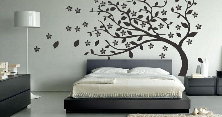 Ideas para decorar las paredes del dormitorio