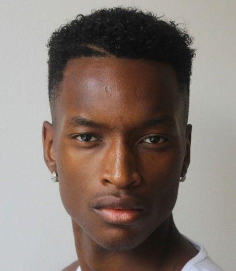 7 coupes de cheveux courtes pour homme noir et métis | Cheveux courts homme, Cheveux crépus ...