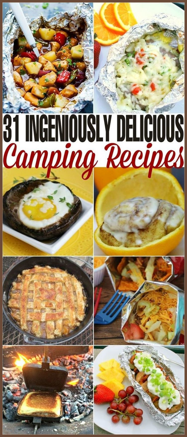 Having Great Camping Food While In The Great Outdoors Camping