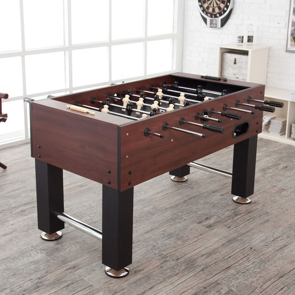 Tournament Soccer Table Professional Foosball Game Player Fussball - Tournament soccer foosball table