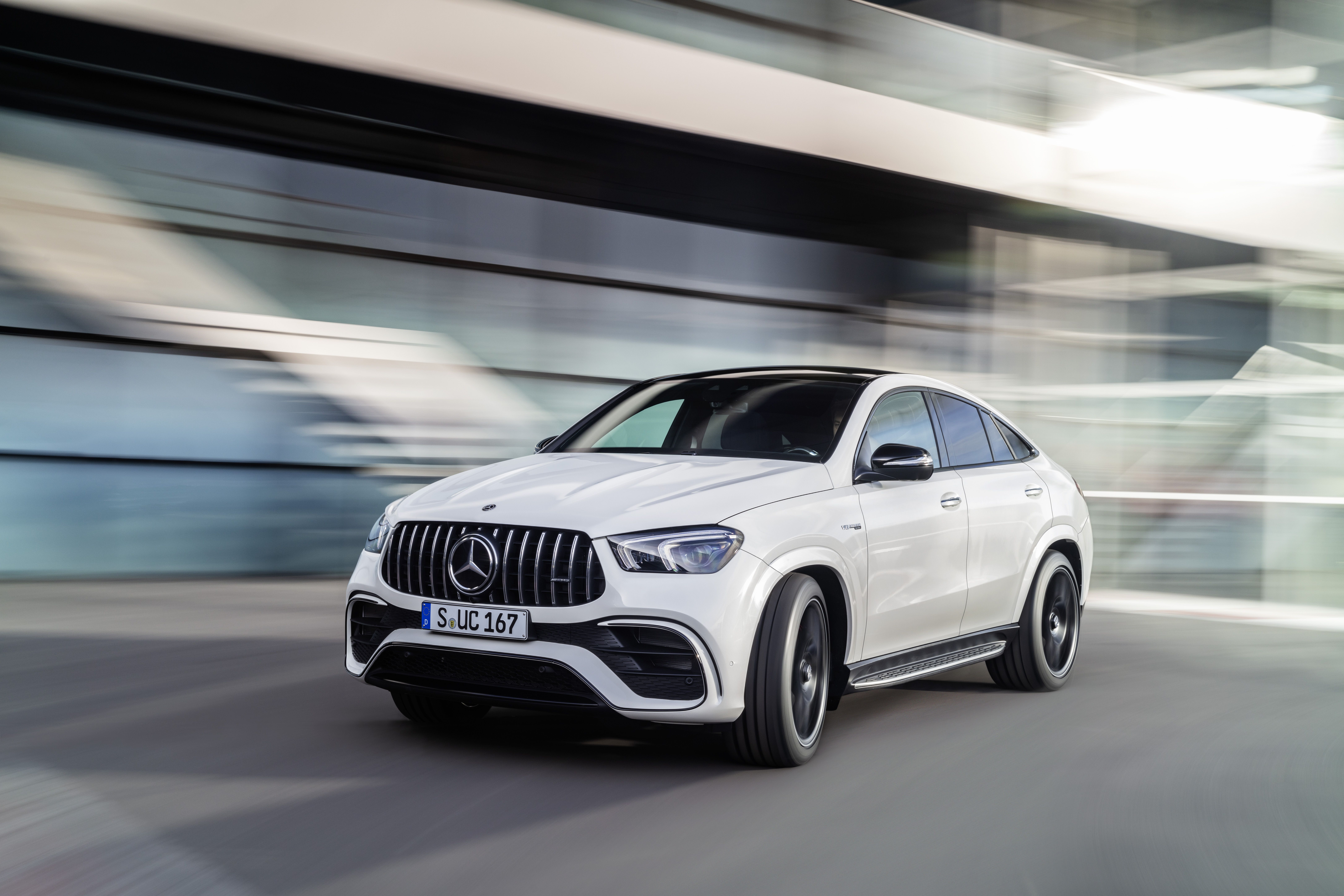 2021 Mercedes Amg Gle 63 4matic Coupe Photo Gallery And