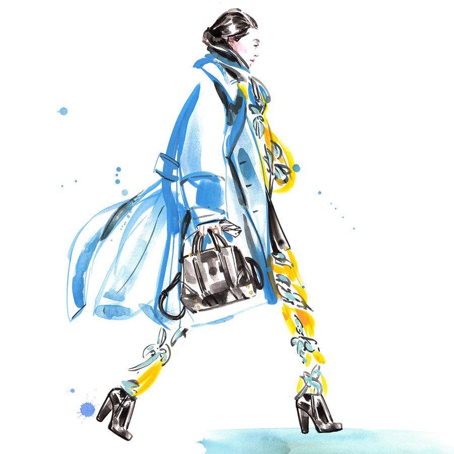 5 Fashion Illustrators To Follow On Instagram forecasting