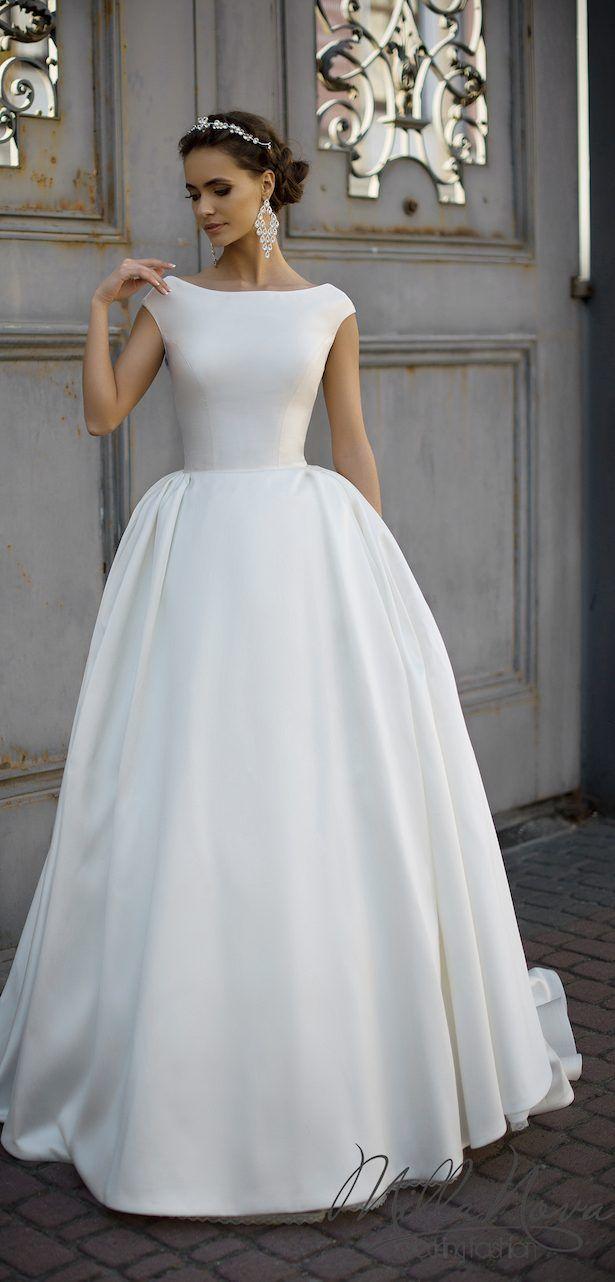 Simple wedding dresses cheap  Milla Nova  Bridal Collection  Wedding Plans  Pinterest
