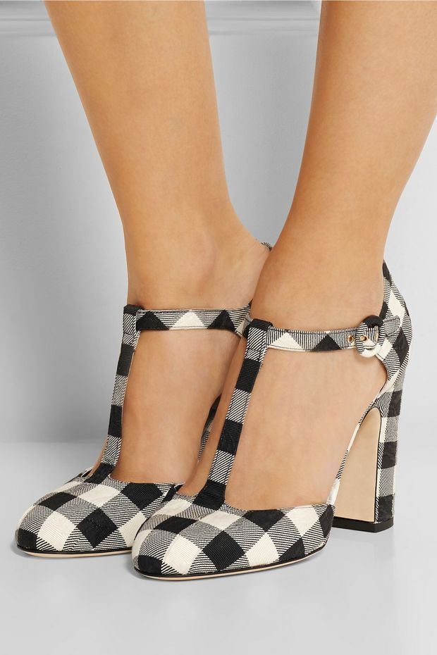 Heel measures approximately 4 inches Black and