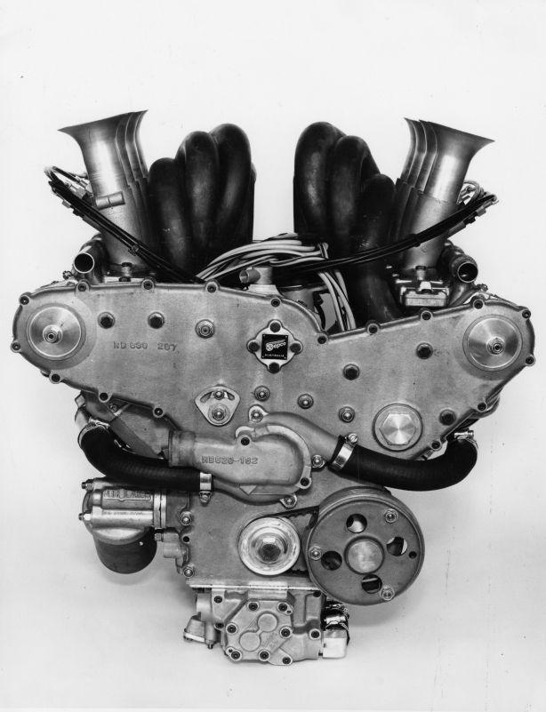 Repco-Brabham RBE740 | Race Engines & Cutaways | Fuel