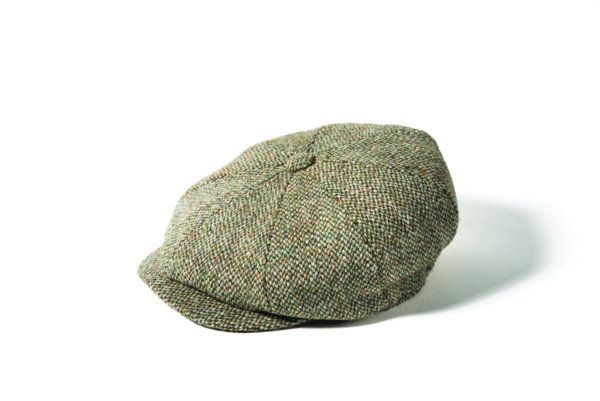 a43d4c88a Failsworth Harris Tweed 8 piece Wool Carloway Cap | Shoes | Harris ...