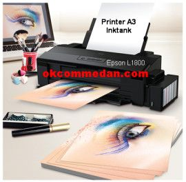 Harga Printer Epson L1800 A3 Printer Epson Photo Printing