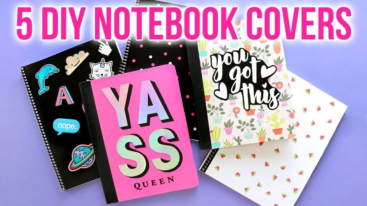diy book cover design ideas