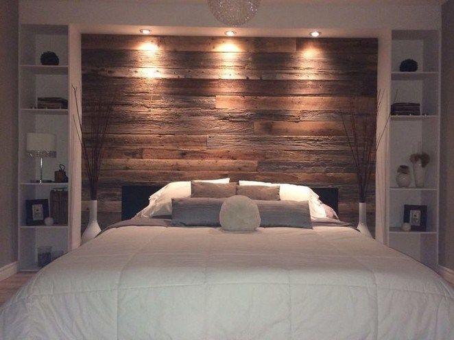 40 The Importance Of Bed Back Design Headboards Master Bedrooms Decoryourhomes Com Bed Back Design Rustic Bedroom Design Remodel Bedroom