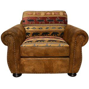 Josie Sofa Bed In 2020 Lodge Chair Lodge Style Accent