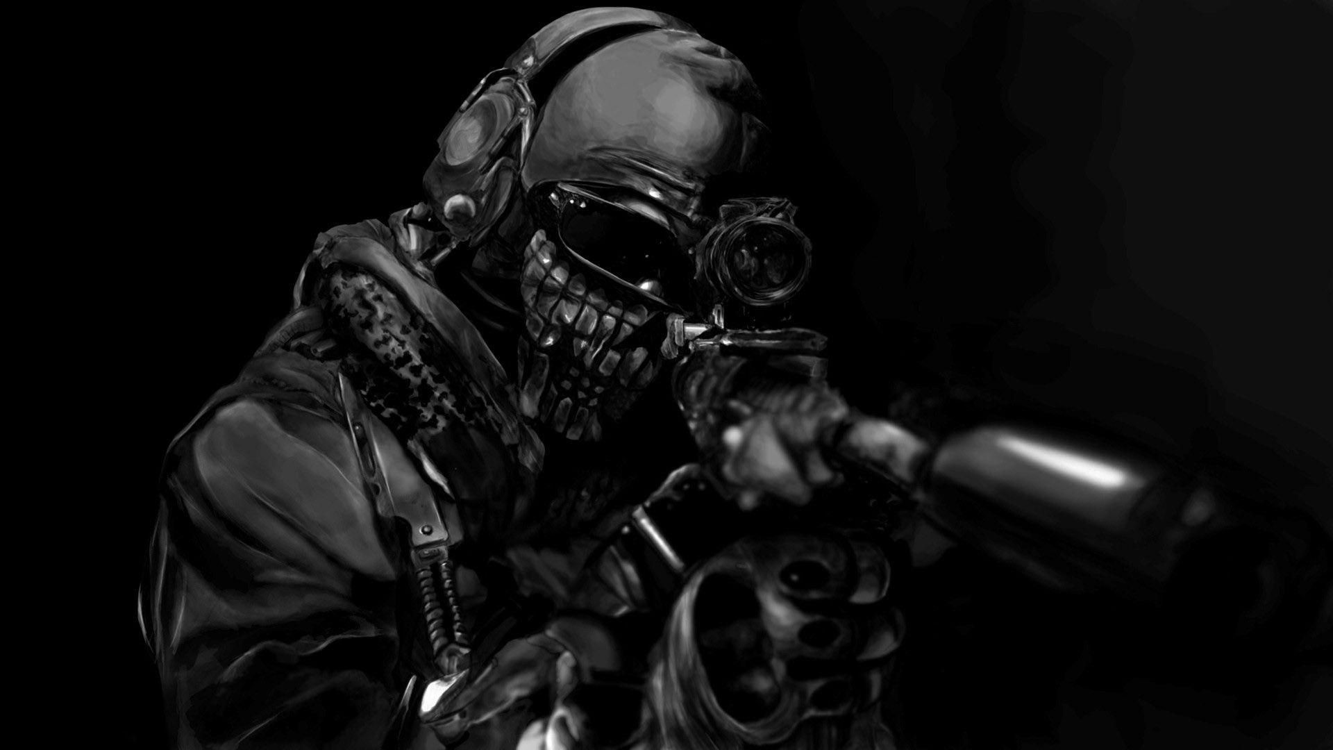 Call of Duty 4 Black Ops from Call of