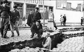 Terremoto de Valdivia. 1960