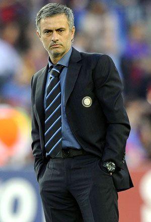 José Mourinho...es muy caliente!!