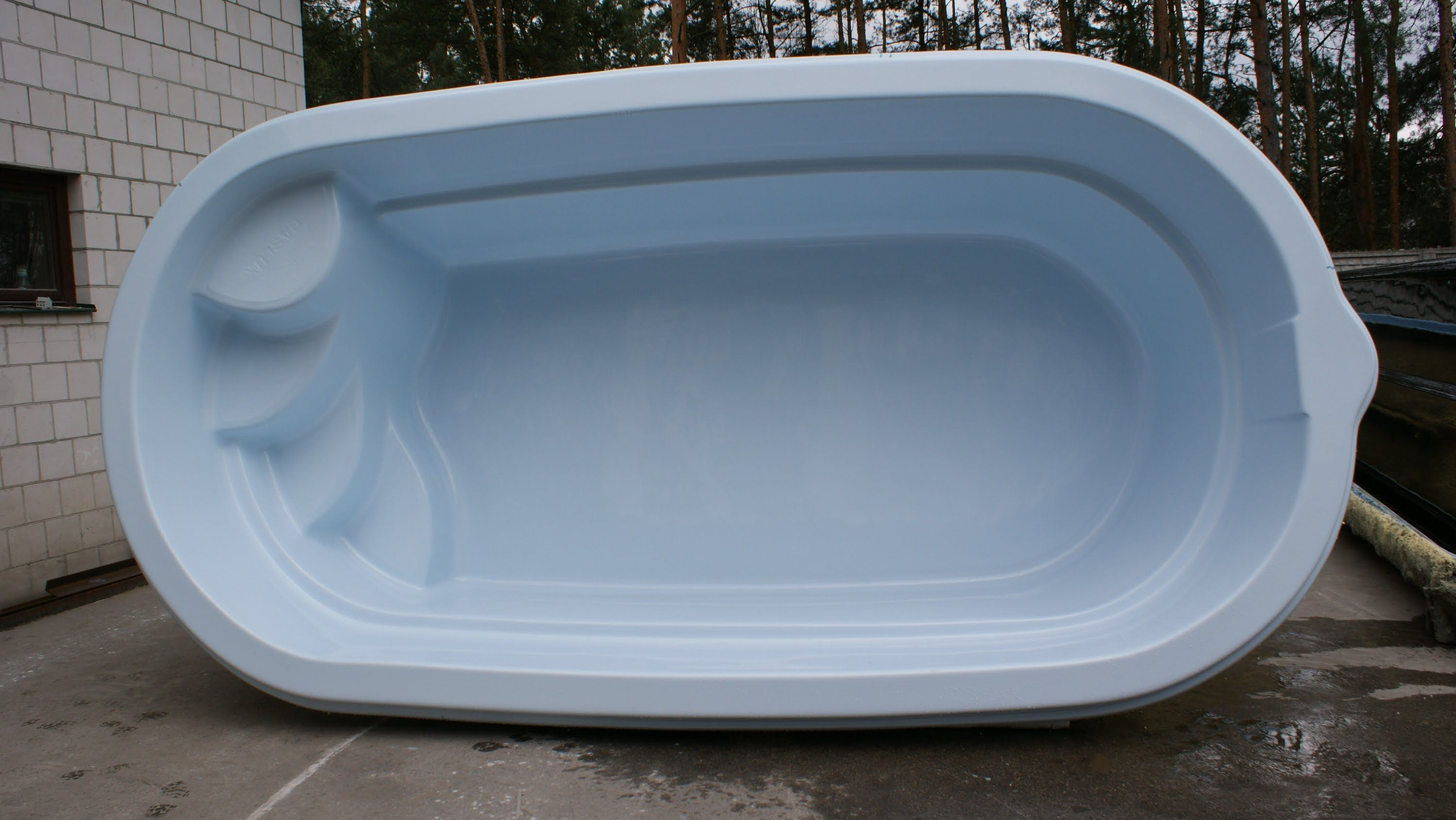 Piscine coque pas cher https for Coque piscine 3x3