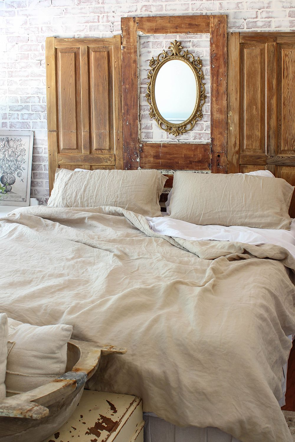 Turn Your Bedroom Into A Sanctuary With Fresh Linen Bedding In