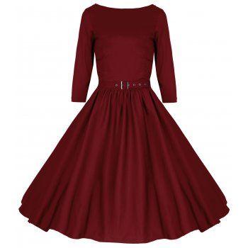 Wedding reception dress lindy bop 39 holly 39 vintage 1950 39 s for Lindy bop wedding dress