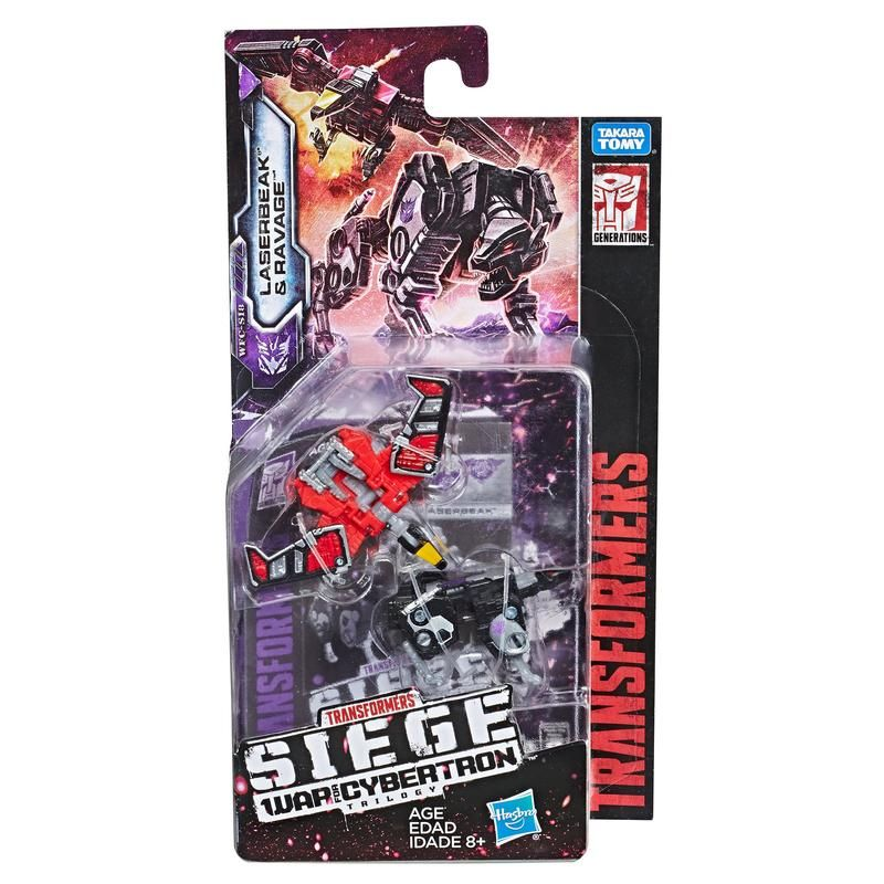 Transformers Toys Generations War for Cybertron Siege Micromaster Rescue Patrol