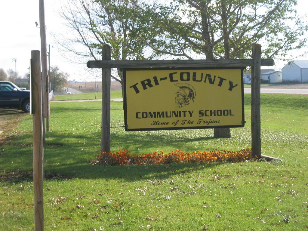 Thornburg Iowa Iowa Thornburg School