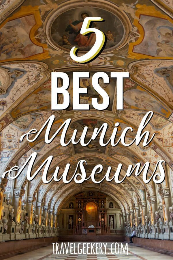 Photo of 5 Best Museums in Munich, Germany