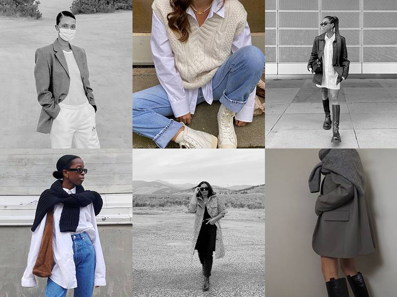 We're Fashion Editors, and We Think These 6 Outfits Define Fall 2020 in 2020 | Fall dress outfit, Fashion, Fall outfits