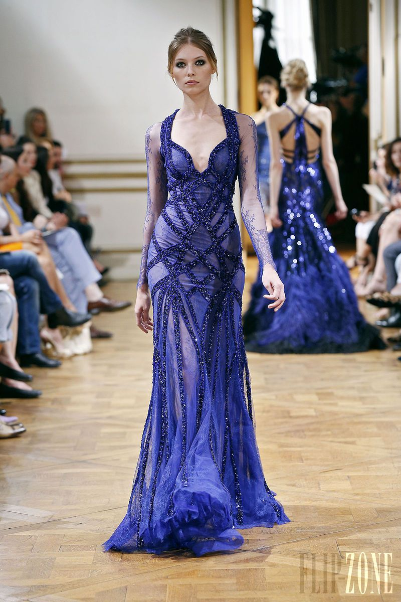 Zuhair murad couture official pictures fw