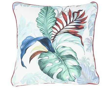 Cojín Inspire Malibu Multicolor 40 X40 Cm Leroy Merlin Fundas De Cojines Malibu Cojines Sofa