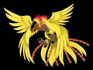 Phoenixmon - Piyomon (Sora)