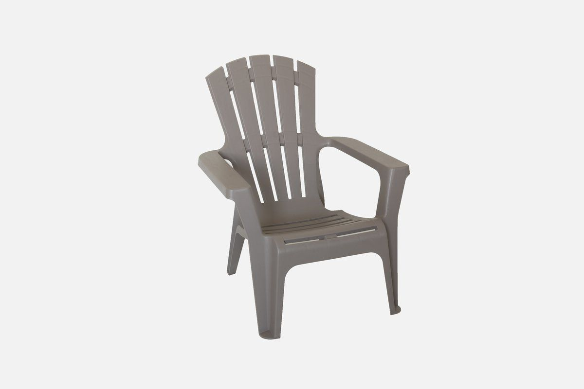 Martindale Plastic Adirondack Chair La Office Warehouse