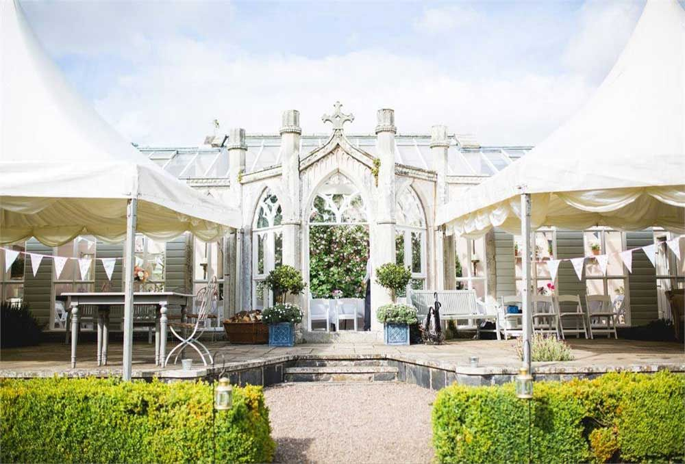Cherrytrees Is A Breath Taking Scottish Wedding Venue Located In The Beautiful Borders Countryside Just