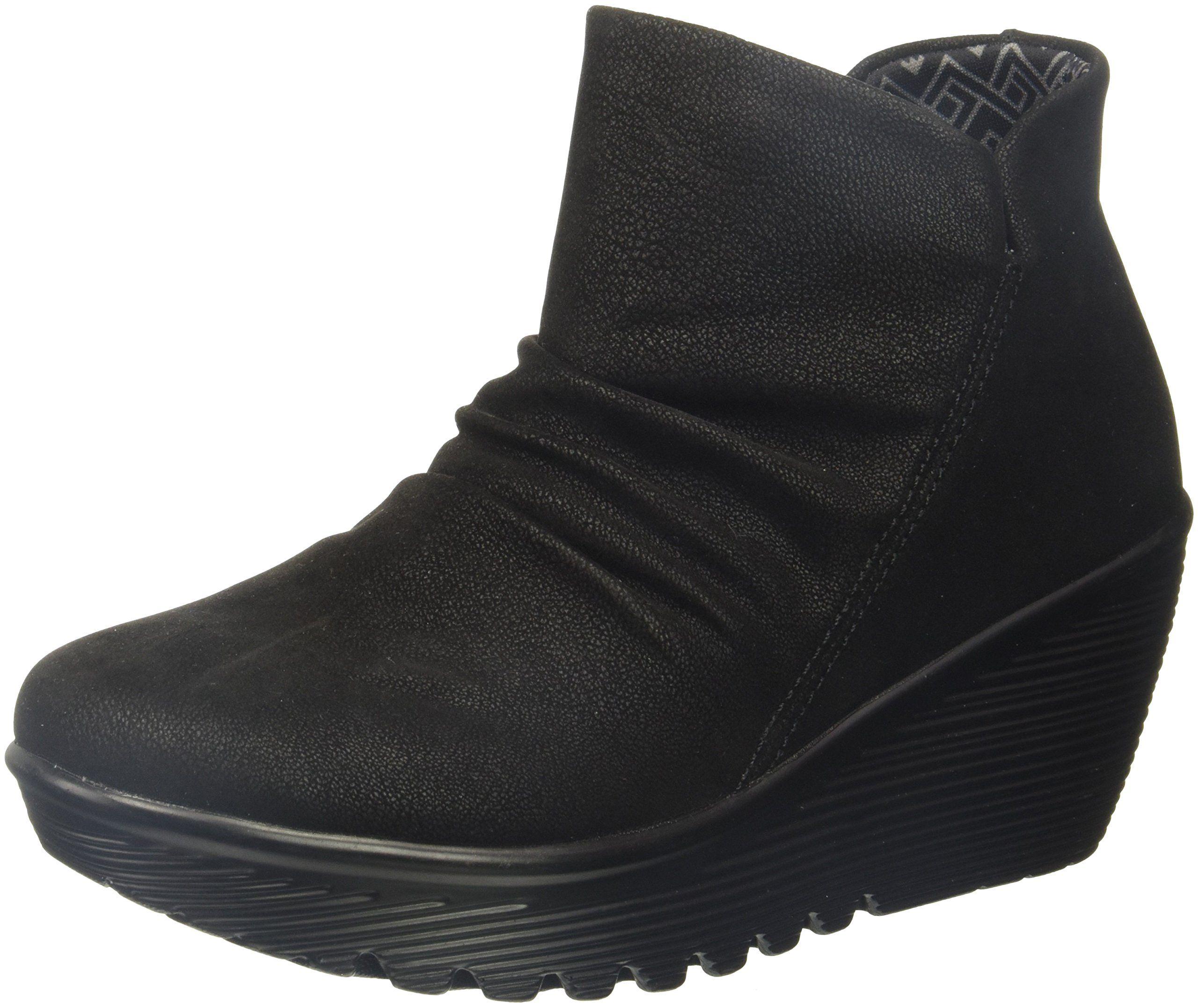 01018ae1274b Skechers Women s Parallel-Dusk Ankle Bootie