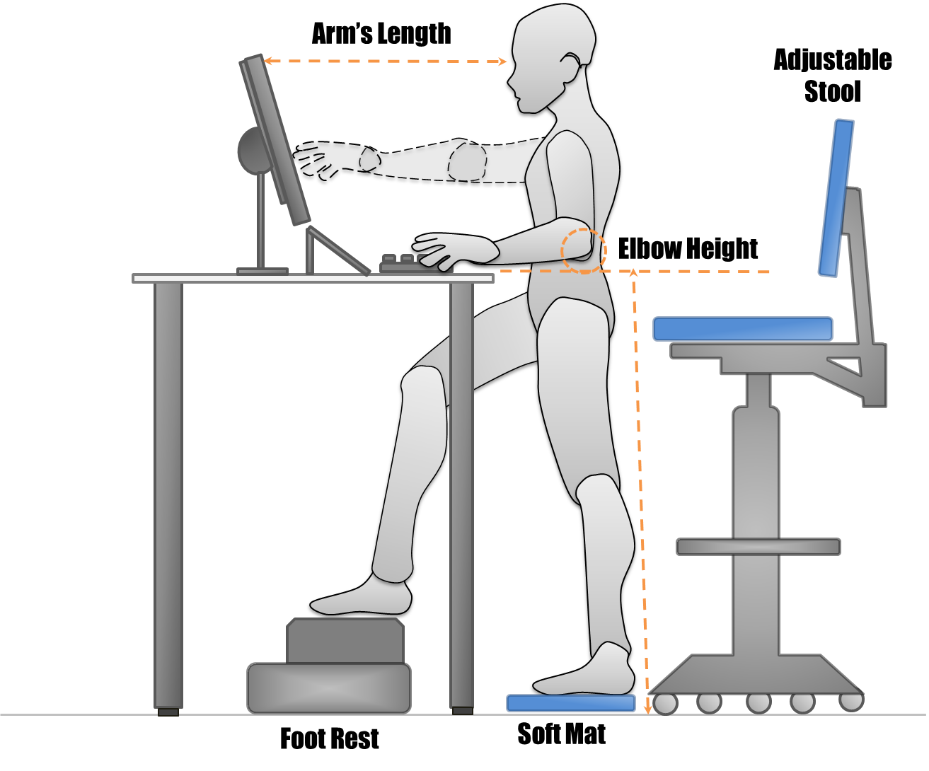 laptop rising desk Google Search HD OfFiCe furniture